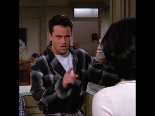 Chandler Bing/Monica Geller