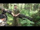 Дмитрий Демидович о создании укрытия в буреломах на курсе по выживанию на базе ВСК ЩИТ-V.