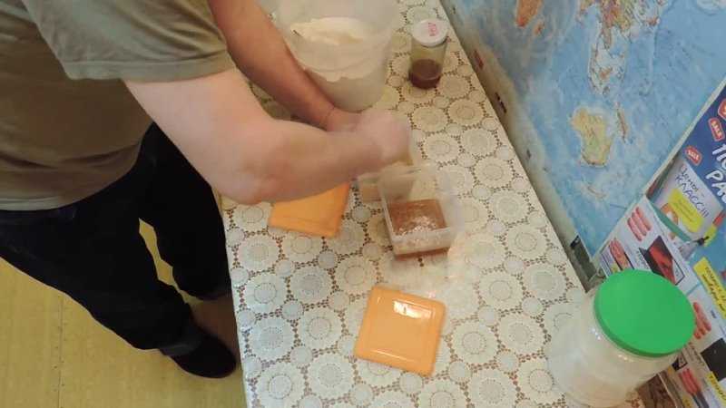 Вечная закваска для хлеба из Иван чая за 24 часа