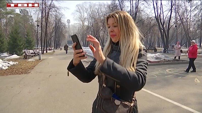 Космический рейс в парке Гагарина