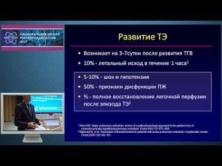 008 Тюрин И.Е. - Тромбоэмболия легочной артерии