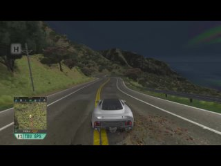 TDU JFR Edition - From Drifting and Fast Route to Containers Route - Jaguar XJ220 - G27