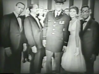Frank Sinatras Welcome Home Party for Elvis Presley (May 12, 1960) in english eng