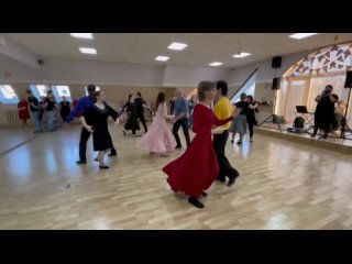 Подготовка к Весеннему балу в Коломне. Сводная репетиция
