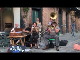 Tuba Skinny - The Mickey Strut
