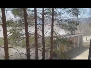 Ураган в приморье, Новопокровка,