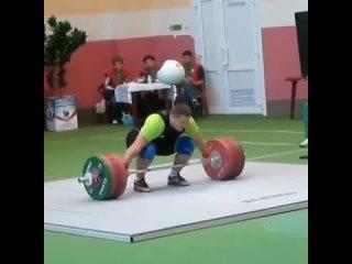 Андрей Арямнов - 201 kg