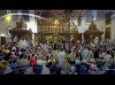 Колядка «Святий вечiр». Братский хор Святогорской Лавры 12.01.2018 г.
