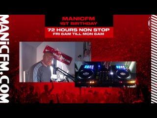 DJ Manic | Mnnic FM 1st Birthday