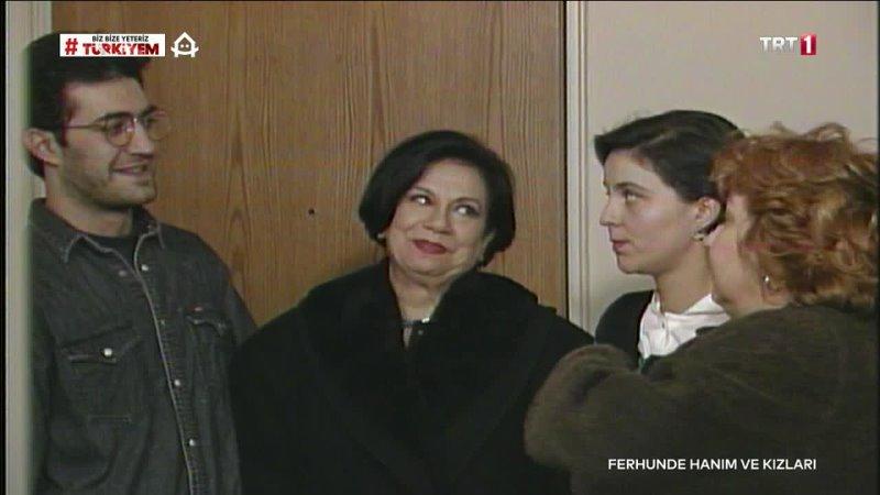 Ferhunde Hanım ve Kızları I TRT 1993 I 6 bölüm I 1080P HD