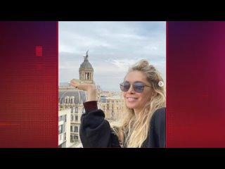 Певицу Веру Брежневу задержала полиция Барселоны