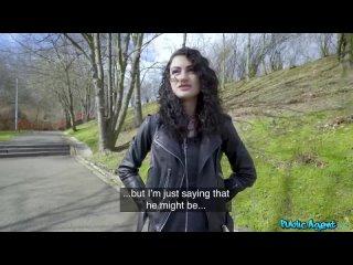 [PublicAgent] Lydia Black - The Pre-Lockdown Fuck - порно/секс/домашнее - HD 1080