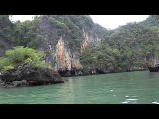 Путешествие по Таиланду ч19.Где то в провинции КРАБИ