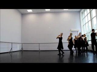 Народный танец 2 курс экзамен.