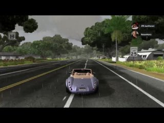 TDU JFR Edition - Cruise and Drifts in The Oahu Island - Wiesmann Roadster MF 3 - G27