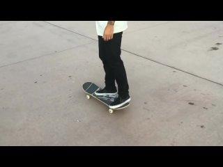 How to 360/tre flip with Jason Semmel