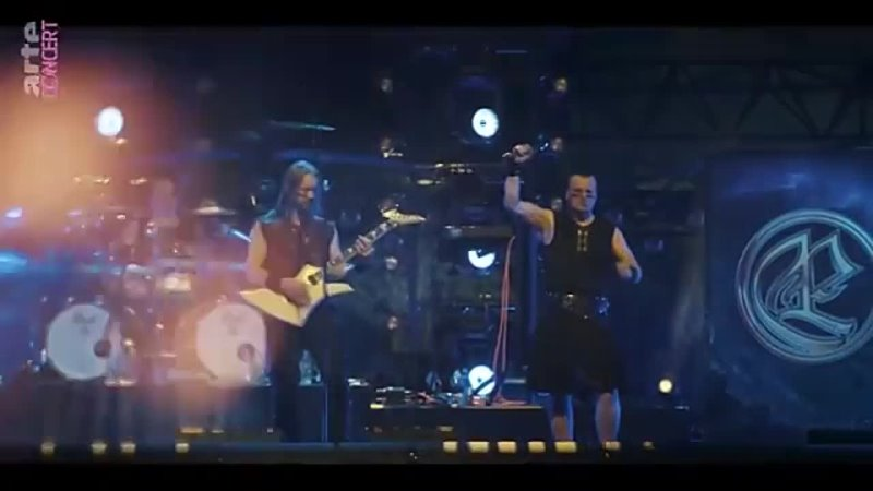Ensiferum au Hellfest 2021 ARTE Concert
