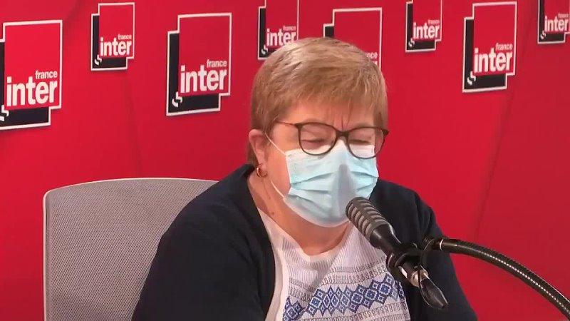 France Inter - Dominique Costagliola @Inserm Quinze jours aprs le dbut de ce 3e confinement, on ne peut pas extrapoler une ba