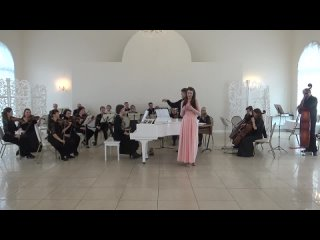 К. Сен-Санс- Ария Далилы из оперы Самсон и Далила