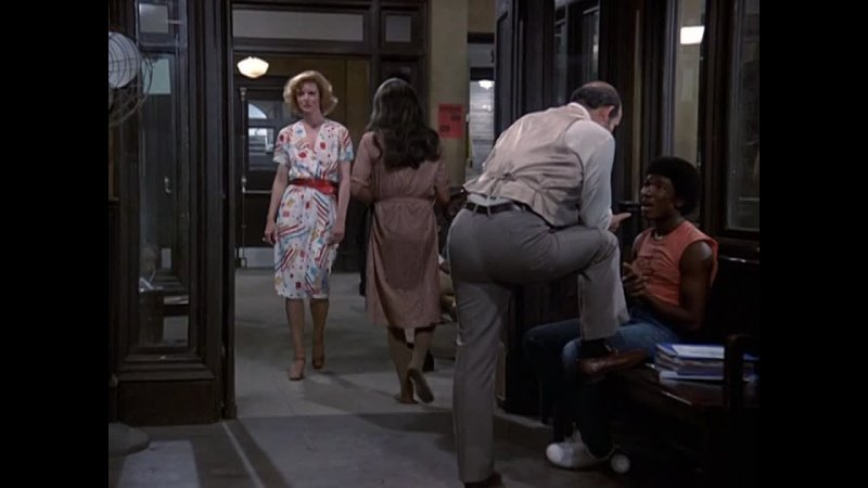 Блюз Хилл стрит Hill Street Blues 1 сезон 5 серия 1981 Перевод Андрей Дольский