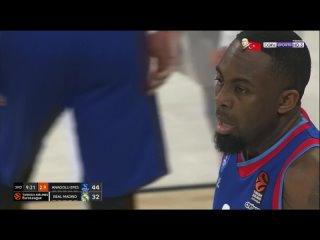 Anadolu Efes - Real Madrid  @BasketbolArsivi