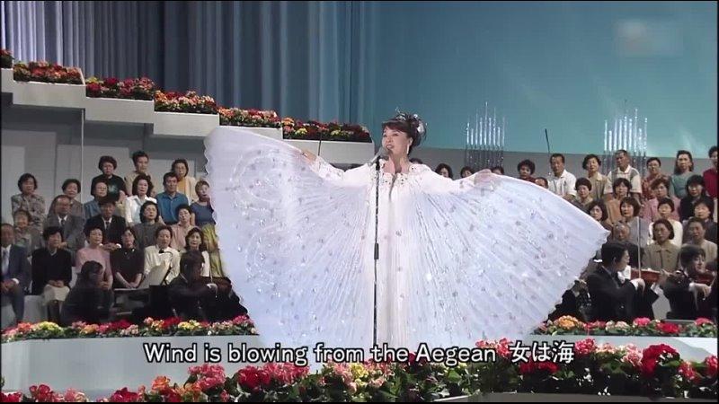 Джуди Онг 魅せられて ジュディ・オングЯ очарован 2000 OA