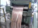 Steel coils used slitting and winder machines line for sale and process