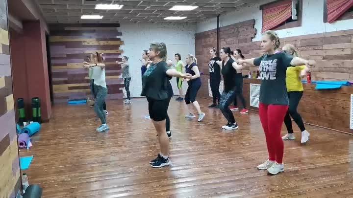 Functional training 👯♀️(☀️Апрель, 21)