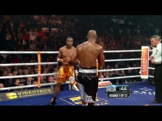 Jean Pascal vs. Bernard Hopkins 1 720p