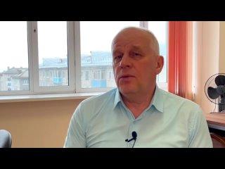 Валентин Копасов_ переселение поселка Комсомольский в 2021 году