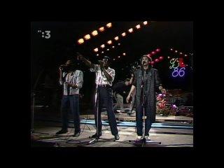 Bad Boys Blue live in Bratislavská lýra '1986