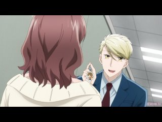 NewDub - «Не называй это любовью! / Koi to Yobu ni wa Kimochi Warui» 5 серия - озвучка Datfeel & Alice
