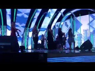 Блестящие - Чао, бамбина (Новая Волна 2014, репетиция)