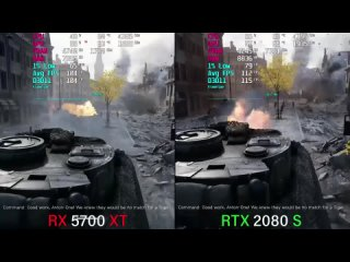 RX 5700 XT vs. RTX 2080 Super   How Big is the Difference