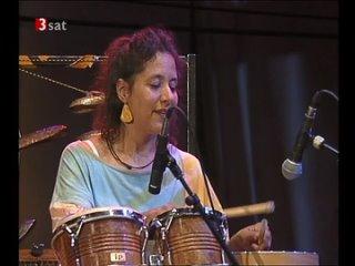 07_Percussion Trio - jazz baltica 1999 - Merilyn Mazur