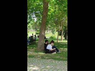Измир. 29 апреля