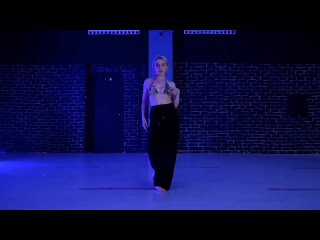 Hip-hop choreo w Angelika