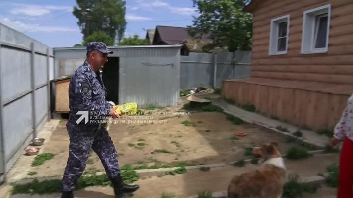 Видео от Полиция Кусинского муниципального района