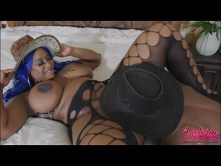 Thick Ass Ebony .Ms London.Jazzie Que.Ambitious Booty victoria C
