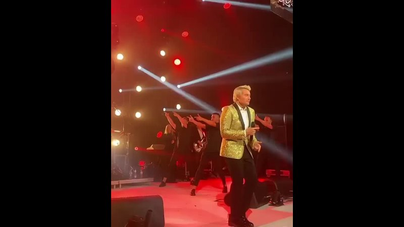 Видео от Николай Басков Сообщество поклонников