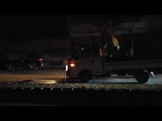 К курдам в Камышлы подошло подкрепление YPG (ночь на 24 апреля 2021) :