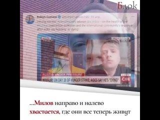«Они сами просились». Милов заявил, что никого не звал на незаконные акции.