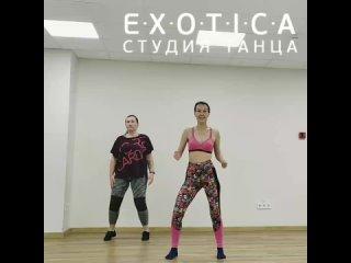 Танцы - самый красивый фитнес