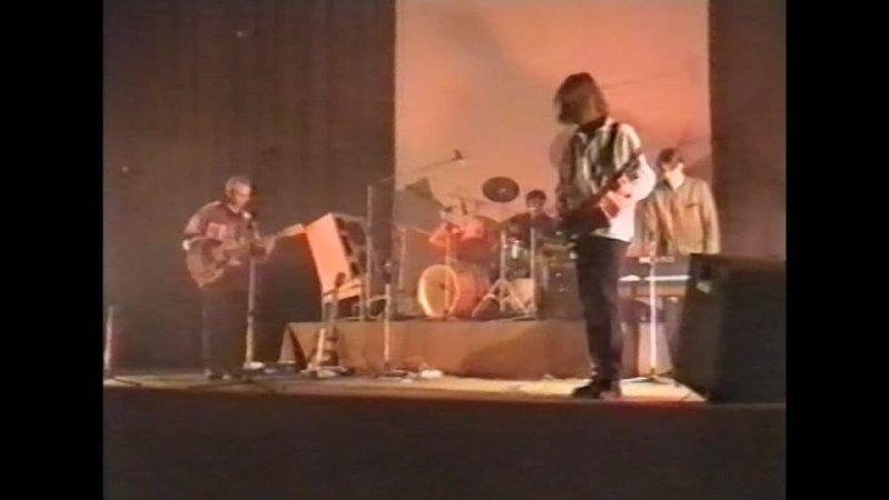Группа Пятница 13 Концерт Волхов 28 12 1997