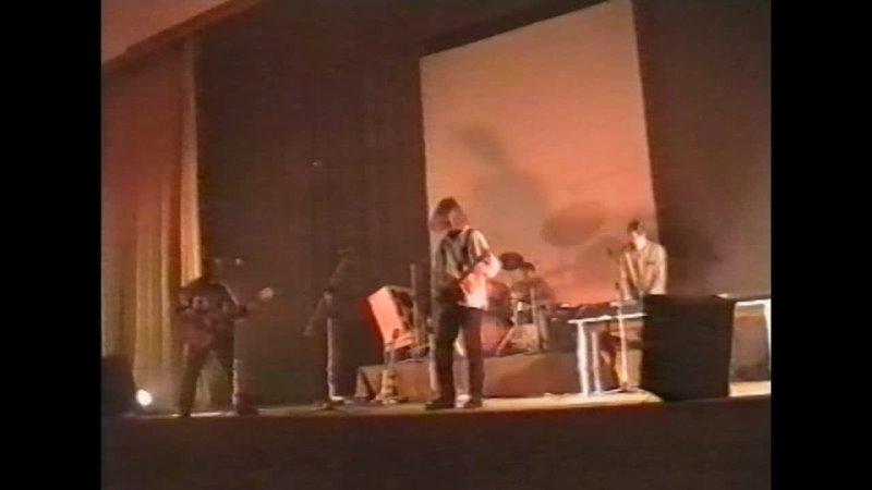 Пятница 13 Концерт Волхов 1997г Неизвестная