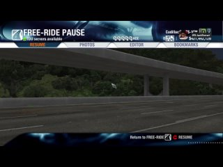 JFR Drivers in Test Drive Unlimited Remastered 2021 - Cadillac CTS-V - Logitech G27