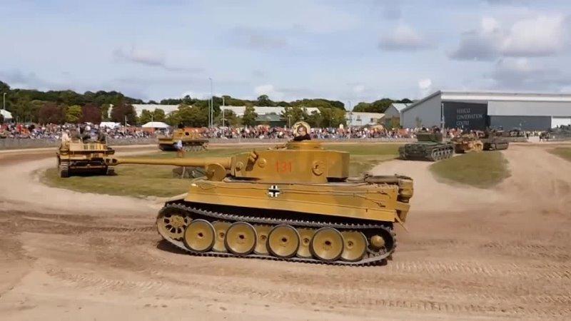 Самый спорный Танк Второй Мировой Тигр 1 Tigr I Лучший тяжелый танк Вермахта Тигр 1