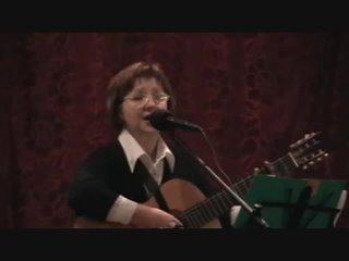 Автор-исп. Ирина Плотникова (из г.Кировск)  МАМИН ВАЛЬС. 2008г.