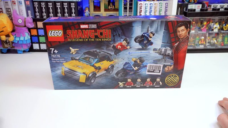 [Shiro Geek World] ДОЖДАЛИСЬ - LEGO MARVEL ВСТАЛО С КОЛЕН