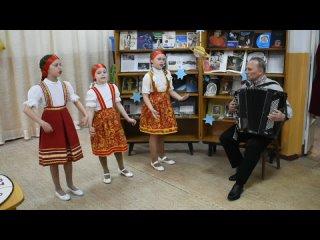 Акцент - В России сосны шумят